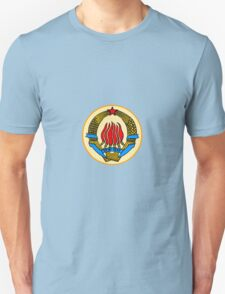COAT OF ARMS  YUGOSLAVIA T-Shirt
