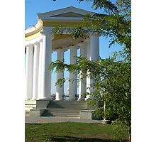 Odessa - Colonnade Photographic Print