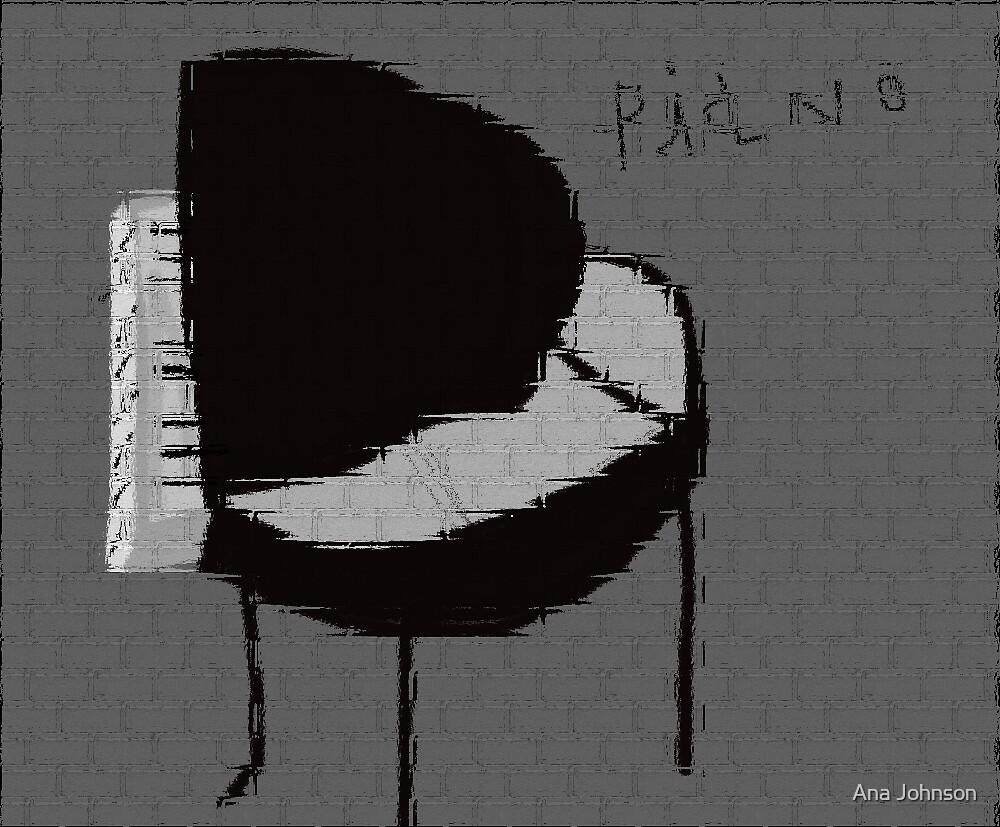 Piano by Ana Johnson