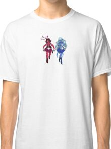 Sailor Ruby and Sailor Sapphire Classic T-Shirt