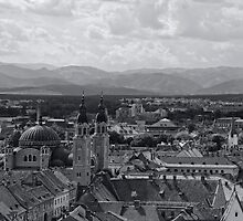 Sibiu Pano by RonSparks