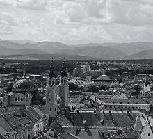 Sibiu Pano by RonSparks