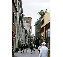 Rue de la Paul Photographic Print