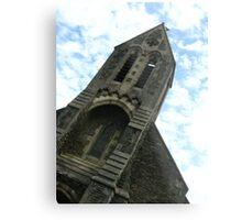 Llanwonno Church Metal Print