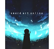 SWORD ART ONLINE by zetsuennoadams