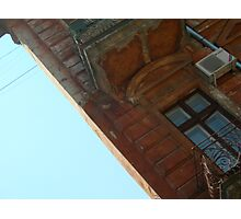 Odessa - One Wall Building Photographic Print