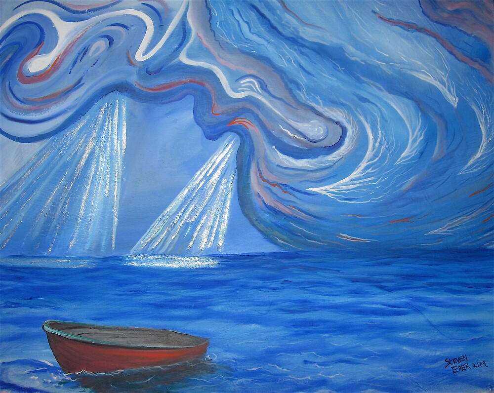 Glimmer of Hope by somagish