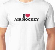 I love Air hockey Unisex T-Shirt