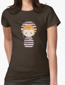 doll ♥ Womens Fitted T-Shirt