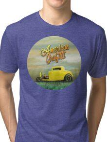 American Grafitti Tri-blend T-Shirt