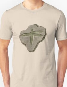 Dragon Fly Fossil. T-Shirt