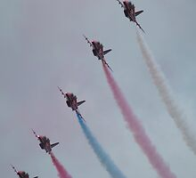 Red Arrow Colours by evilcat