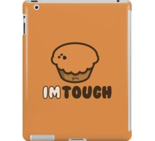 Tough Muff' iPad Case/Skin