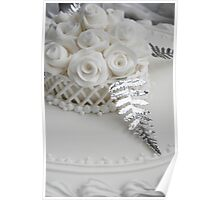 Wedding Cake detail Poster