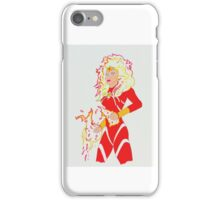 DC Comics Wonder Storm iPhone Case/Skin