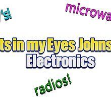 Ants in my Eyes Johnson Electronics by snesfreak