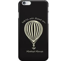 Modest Mouse Float on With Balloon iPhone Case/Skin