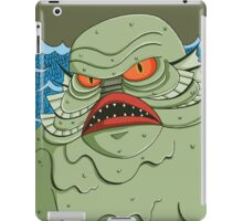 Under the Black Lagoon iPad Case/Skin