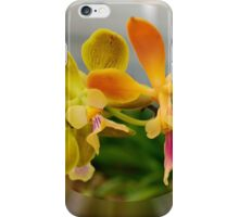 'picture perfect' Orchid 3 iPhone Case/Skin