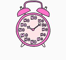 No No No Clock Unisex T-Shirt