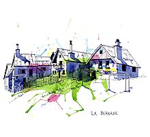 La Berarde, France Photographic Print