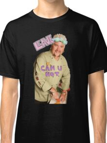Guy Fieri Flower Crown [Transparent] Classic T-Shirt