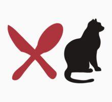 HUNGRY CAT  Kids Tee