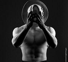 The Faceless Man by connieelaine
