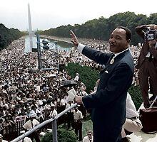 MLK's March On Washington, August 27, 1963 by ryanurban