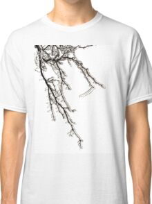 Ice on Branches Classic T-Shirt
