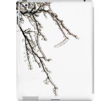 Ice on Branches iPad Case/Skin