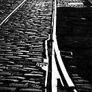 Street Car Tracks   by Susan Grissom