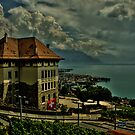 The Hotel on Lake Geneva by C0balt