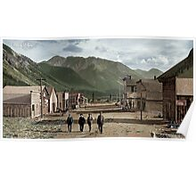 Eureka Colorado (unknown date, late 1800s) Poster