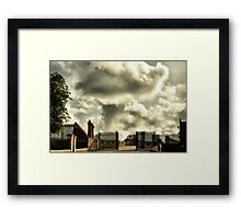 The Derry Walls Framed Print
