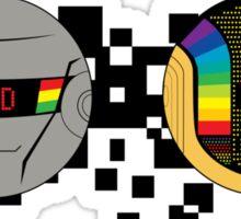 Daft Punk Emote Sad Sticker