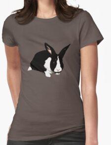 BUNNY BLACK WHITE RABBIT T-Shirt