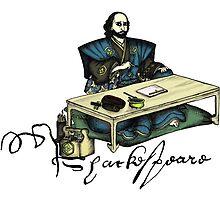 Samurai Shakespeare by QStar
