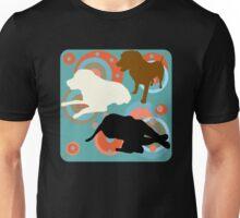 LABRADOR RETRIEVER BLACK GOLD CHOCOLATE Unisex T-Shirt