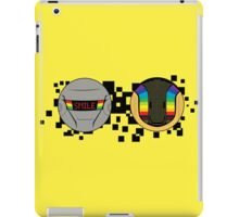 Daft Punk Emote Smile iPad Case/Skin