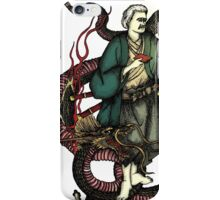 Samurai Twain iPhone Case/Skin