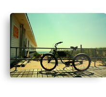 Beach Cruiser Metal Print