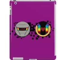 Daft Punk Emote Love iPad Case/Skin