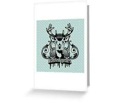 wasted years Greeting Card