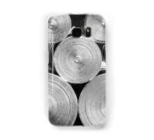 Aluminium Circles Samsung Galaxy Case/Skin