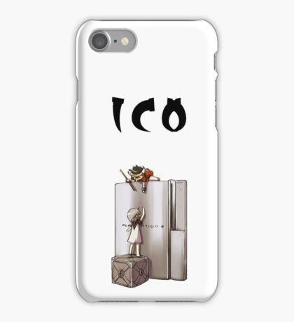 Ico and Yorda iPhone Case/Skin