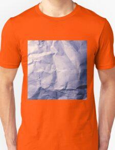 Blue Paper T-Shirt