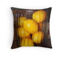 Lemons Anyone? Throw Pillow