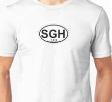 Sag Harbor - Long Island.  Unisex T-Shirt