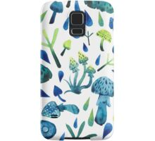 - Mushrooms pattern - Samsung Galaxy Case/Skin